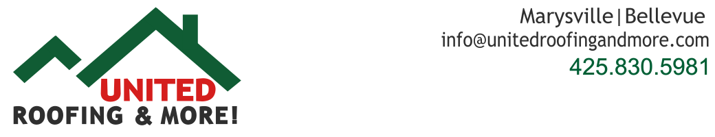 United Roofing And More Logo